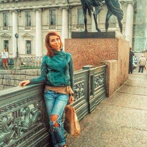 Анастасия Григораш