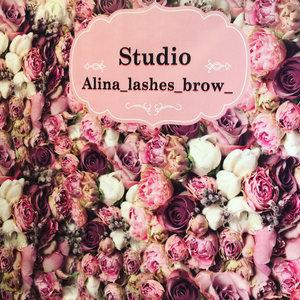 Alina_Lashes_brow_ Studio