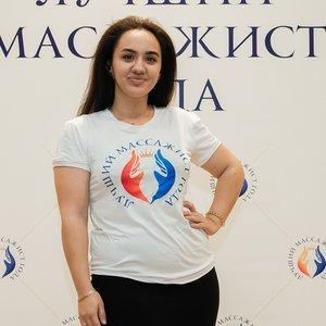 Натали Магомедова
