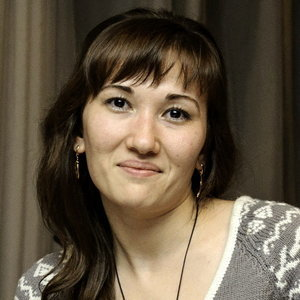 Нигина Курбанова