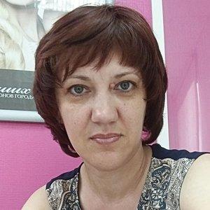 Марина Первухина