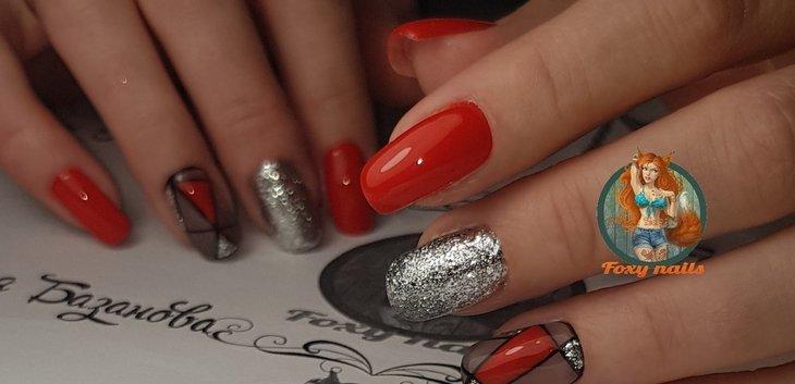 Студия красоты Foxy_nails_studio