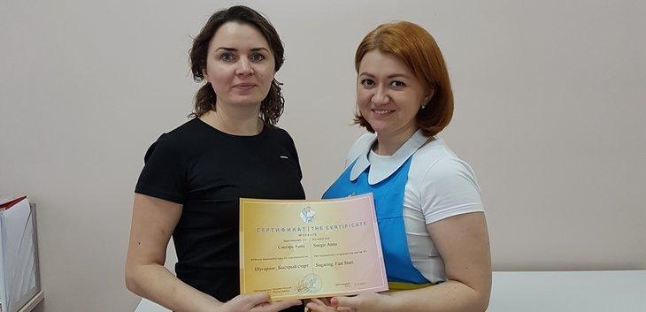 Анна Снегирь