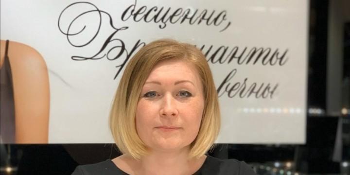 Лилия Токарева