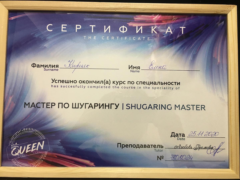 Елена Кирияк