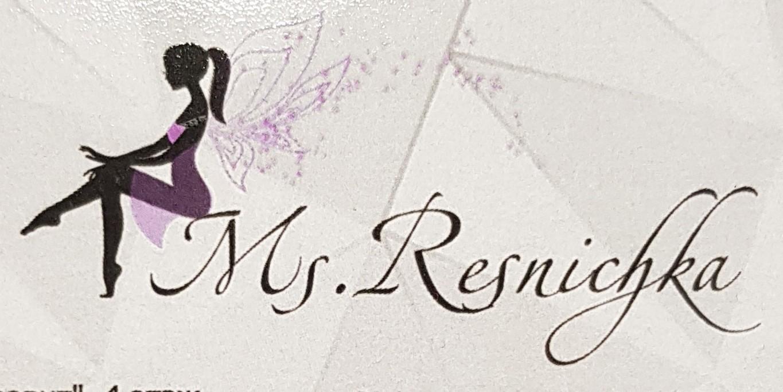 Студия Ms. Resnichka Перманент и наращивание ресниц