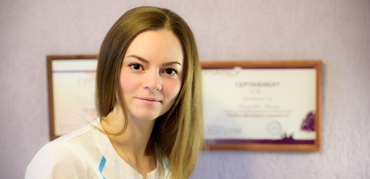 Галина Обухова (Николаева)