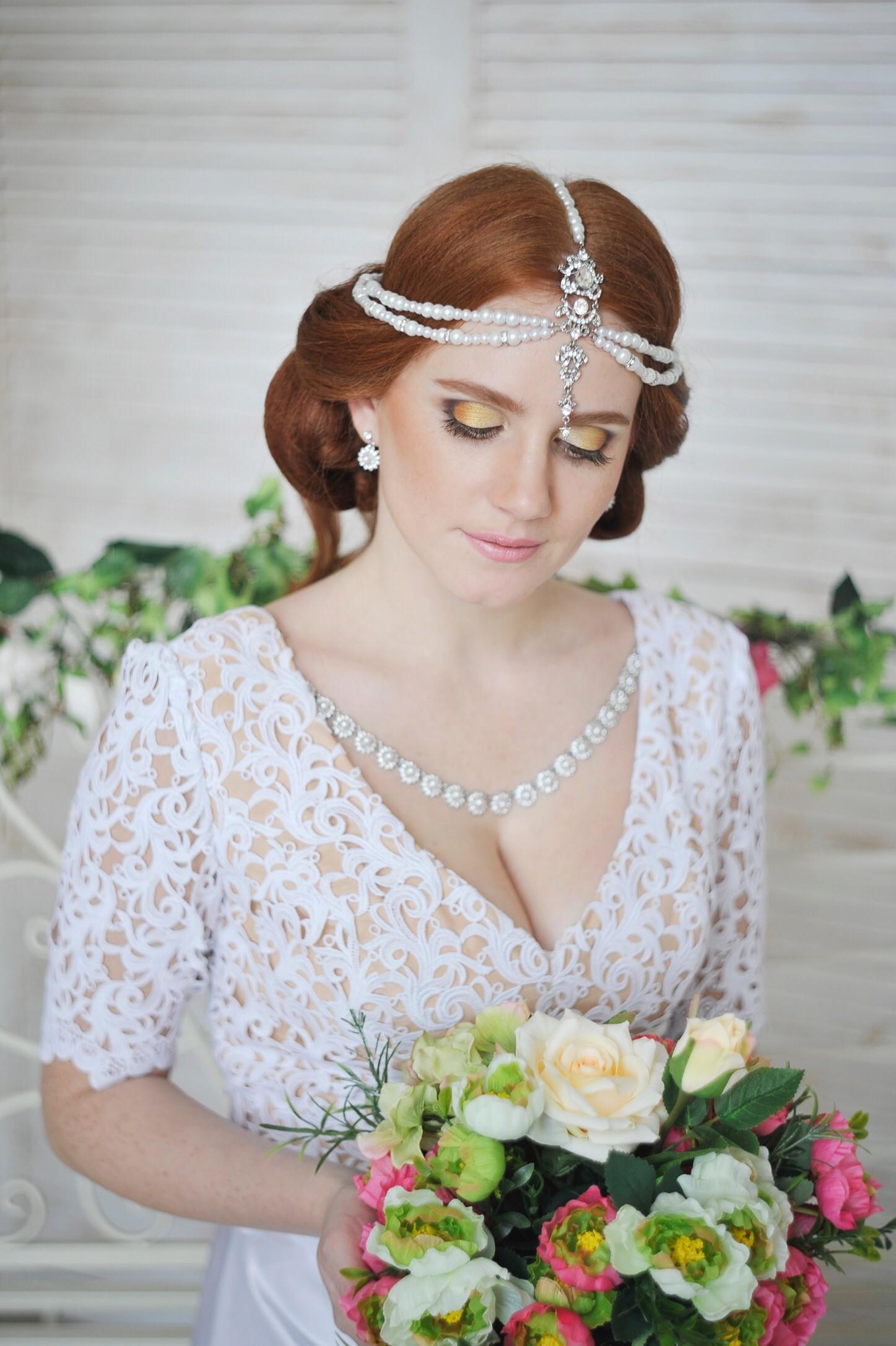 Прически свадебные фото екатеринбург